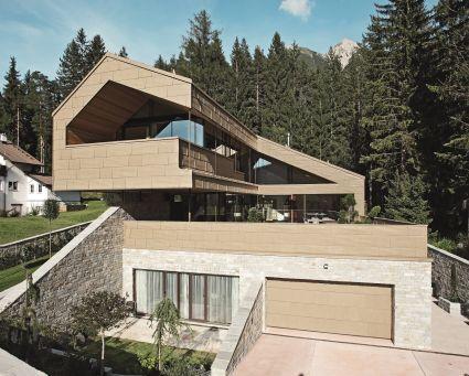 Prefa, Seefeld, Tyrolské Alpy