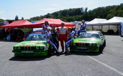Prefa, závodní BMW E30