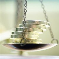 Ilustrační foto, finance