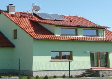 KM Beta, solární systém