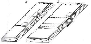 Vodorovné spoje olověných tabulí