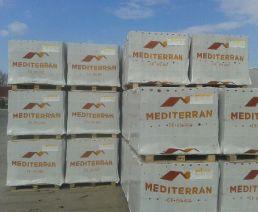 Mediterran, rozšíření skladů