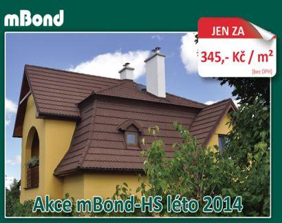 Akce Metrotile - mBond 2014
