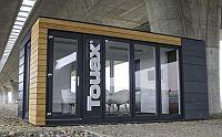 Modelová kancelář Touax