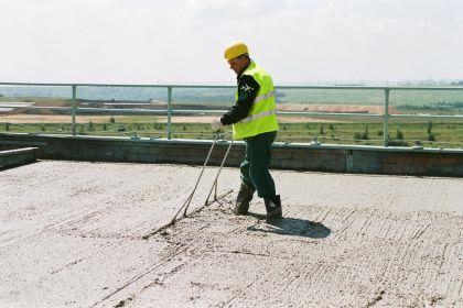 Českomoravský beton a.s.; cementová pěna Poriment