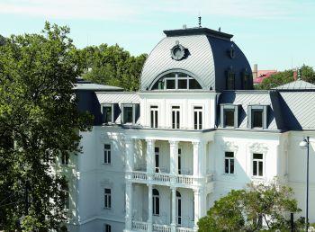Prefa, hotel Mirage Budapešť