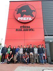 Prefa, Učňovské dny PREFA 2013