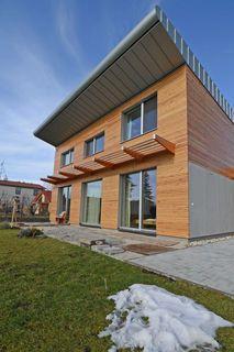 Rheinzink, pasivní dům Stupava, SK