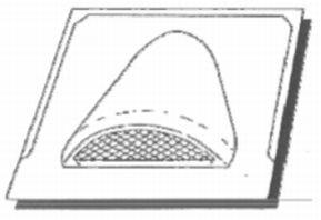 Vedag, odvětrávač určený pro bobrovku