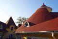 šindelové střechy