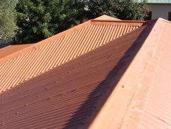 Ochranné nátěry plechových střech