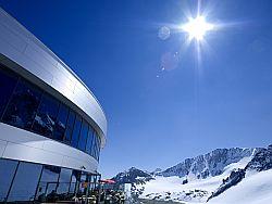 PREFA Aluminiumprodukte zdolala ledovec Stubai