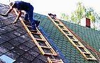 Rekonstrukce eternitových střech pomocí asfaltového pásu