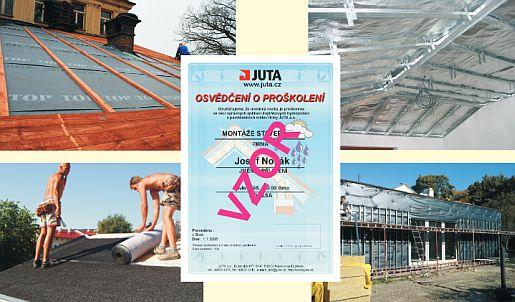 Nová aktuální školení JUTA, ilustrační obrázek, zdroj: JUTA a.s.
