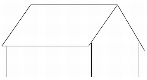 Náčrt - střecha nad 25°, zdroj: Ing. Mojmír Klas - Metodika