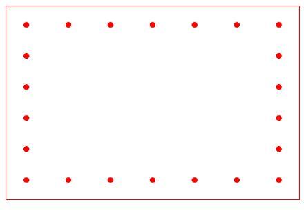 Systém jednotlivých kotvících bodů, zdroj: Metodika - Ing. Mojmír Klas
