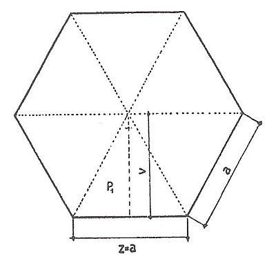 Výpočet pravidelného mnohoúhelníku, zdroj: Grada