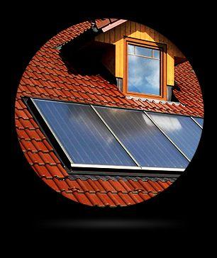 Solární kolektor BSK PRO, zdroj Bramac
