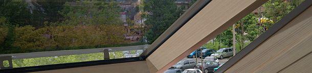 Markýza na střešní okno FAKRO