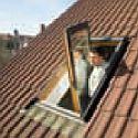 Okenní křídlo starého střešního okna, foto zdroj: Velux ČR
