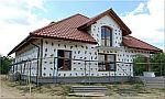 Ilustrační foto, zateplení pěnovým polystyrenem rodinného domu, zdroj: Izolace-info.cz