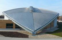 Zimní stadion Turnov, zdroj: RHEINZINK