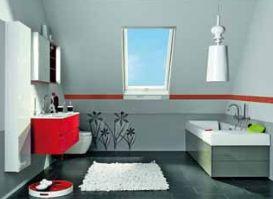 Ilustrační foto, střešní okno Designo R8 MR, foto zrdoj: ROTO