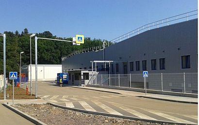 Výrobní hala Saint-Gobain v Hořovicích, foto zdroj: Saint-Gobain