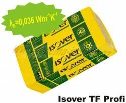 Tepelná izolace Isover, výrobce izolací Saint-Gobain, ilustrační foto, foto zdroj: Isover