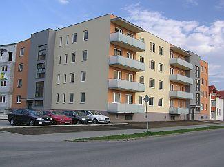 Ilustrační foto, novostavba bytového domu, zdroj: Krytiny-strechy.cz