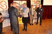 Setkání lídrů českého stavebnictví 2015 s ministryní Karlou Šlechtovou, fotozdroj MMR, tiskový odbor