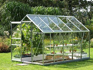 Ilustrační foto, skleník