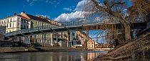 Komenského most v Jaroměři, Nominace Stavba roku 2015, foto zdroj: ABF