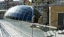 Podzemní komplex v severní části Staroměstkého náměstí v Mladé Boleslavi, Nominace Stavba roku 2015, foto zdroj: ABF