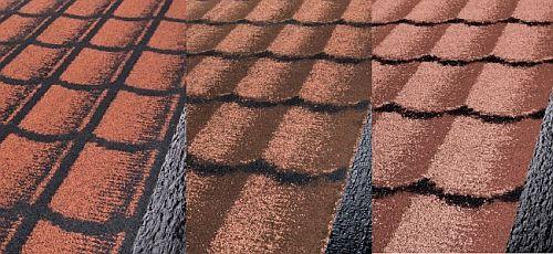 Asfaltový pás pro šikmé střechy ICOPAL