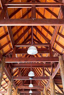 ilustrační foto, dřevěná střecha, zdroj: POPTAVEJ.CZ
