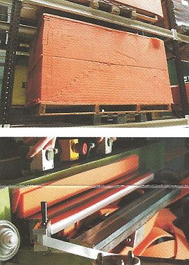Kvalitní těžká pěna zaručuje dlouho životnost střešních klínů, zdroj: ERGO