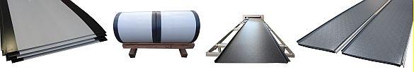 Falcované produkty Keramet, zdroj: KERAMET