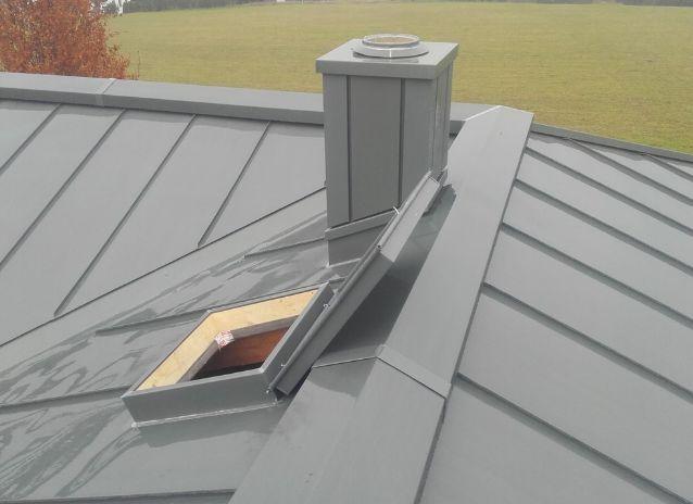 1. místo kategorie střecha: Rodinný dům - rekonstrukce, Svinaře