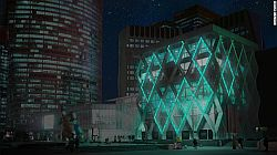 Luminiscenční beton, Rubio Avalos, zdroj: internet