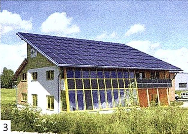 Teplota solárních panelů
