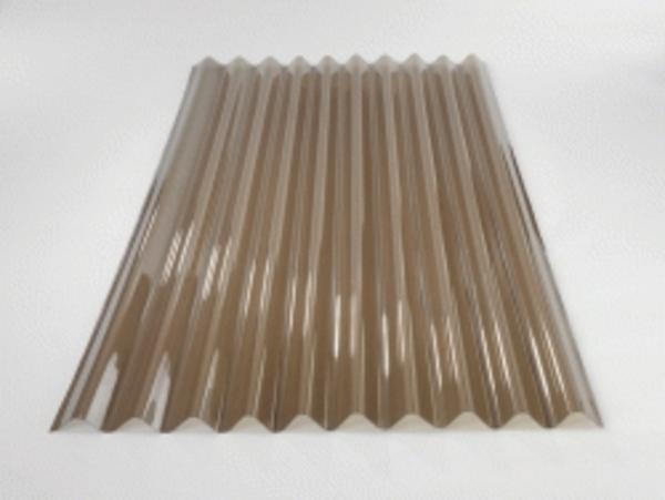 Polyvinylchloridové desky Onduclair