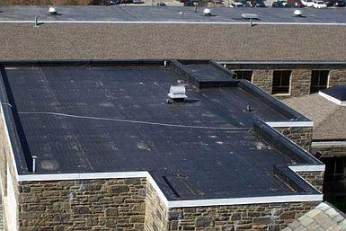 ilustrační foto, plochá střecha, zdroj: Internet