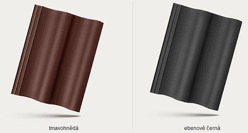 Betonová taška Bramac MAX a MAX7° s povrchovou úpravou PROTECTOR, zdroj: BRAMAC