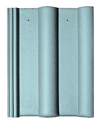 Betonová střešní taška KM Beta Hodonka elegant, šedá úprava, foto zdroj: KM Beta