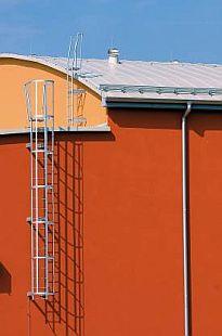 Bezpečnostní prvky Lindab Safety, zdroj: Lindab
