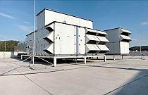 Ukázka instalace největší jednotky – realizace hotel Panorama, foto zdroj: Lindab
