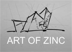 Logo soutěže Art of Zinc
