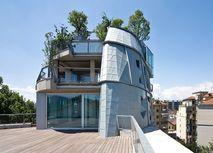 Casa Hollywood, Turín, zdroj: RHEINZINK