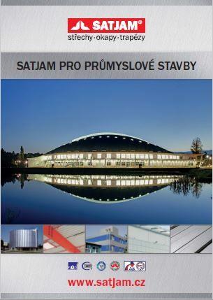 Nový katalog výrobků Satjam pro průmyslové stavby